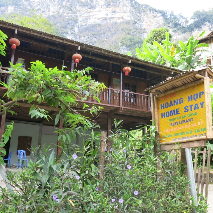 Homestay service for tourists to Ba Be Lake - ảnh 2