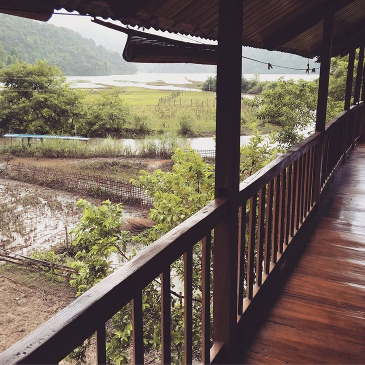 Homestay service for tourists to Ba Be Lake - ảnh 4
