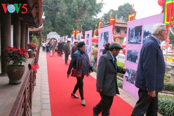 Memorable moments of Vietnam Poetry Day - ảnh 7