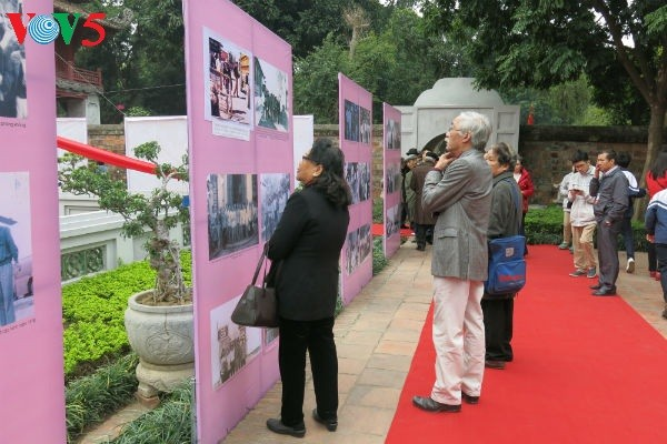 Memorable moments of Vietnam Poetry Day - ảnh 8