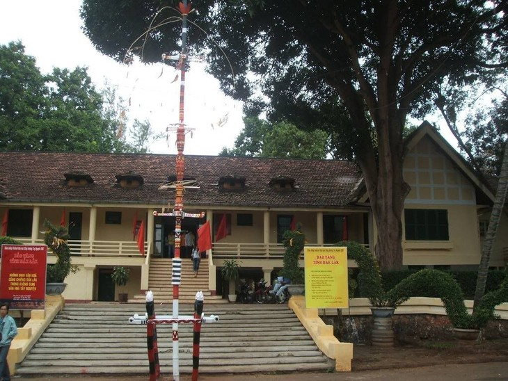 Dak Lak museum preserves central highland culture - ảnh 1