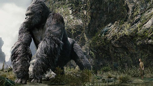 Kong: Skull Island tops box office - ảnh 1