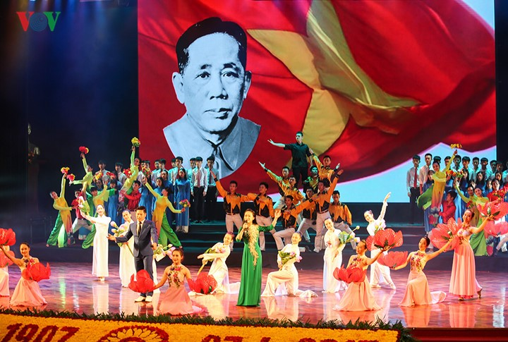 Vietnam marks 110th birth anniversary of Party chief Le Duan - ảnh 1