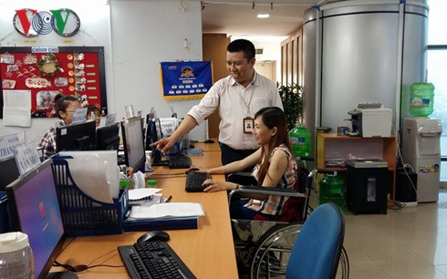Policies to support people with disabilities - ảnh 1