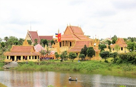 National village promotes Vietnam's ethnic culture - ảnh 1