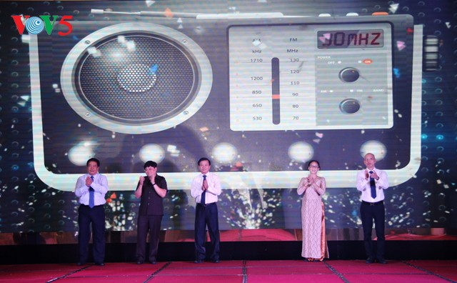 VOV launches Mekong traffic radio on FM 90MHz - ảnh 1