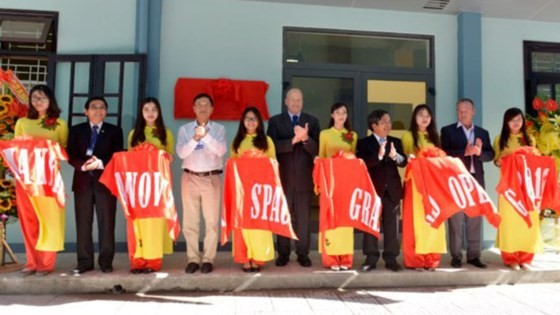 USAID opens second innovation space in Vietnam - ảnh 1