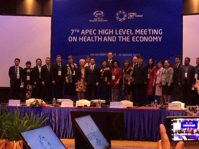 APEC meeting on health and economy - ảnh 1