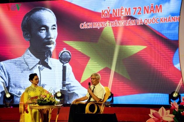 National Day celebrated in Vietnam - ảnh 2