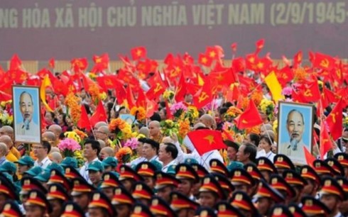Leaders of countries congratulate Vietnam on National Day - ảnh 1