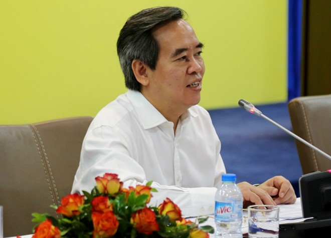 Party's economic commission head underlines Vietnam's respect for FTA with EU - ảnh 1