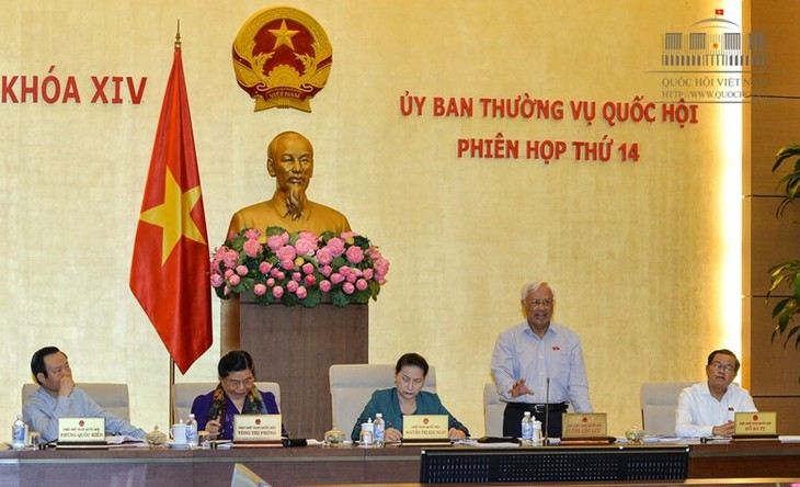 NA Standing Committee discusses cross-border transports - ảnh 1