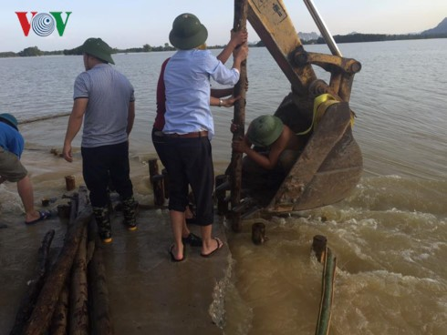Flooding kills 54 people in northern, central Vietnam - ảnh 1