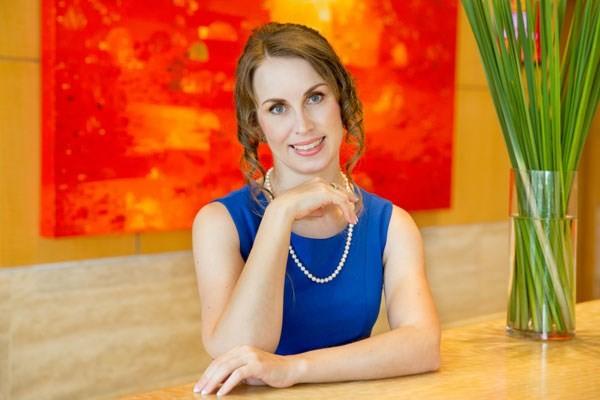 Daria Mishukova, a Russian enthusiast for Vietnamese culture - ảnh 1