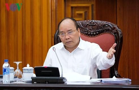 PM urges speeding up Ho Chi Minh city railway project - ảnh 1