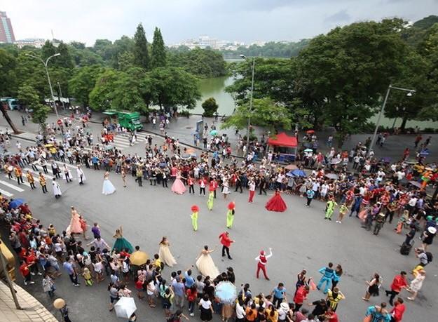 European Music Festival 2018 rocks Hanoi  - ảnh 1