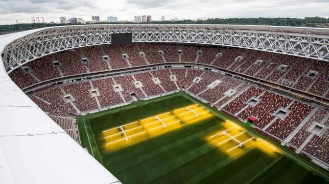 Russia prepares for World Cup 2018 - ảnh 1