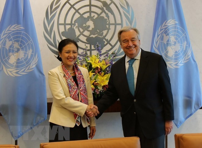 UN applauds Vietnam's active role in multilateral forums - ảnh 1