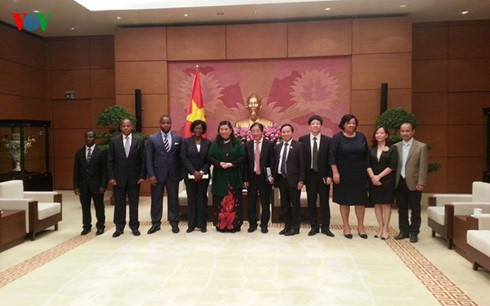 越南国会同莫桑比克议会加强合作 - ảnh 1