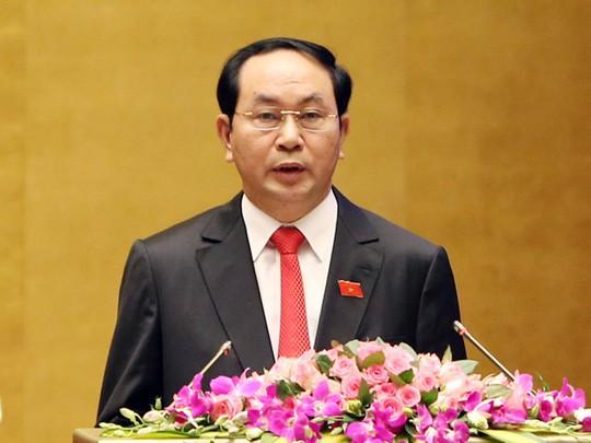 越南国家主席提请国会免去政府总理职务 - ảnh 1