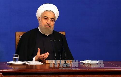伊朗总统谴责不支持该国核协议的观点 - ảnh 1