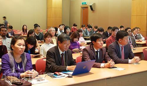 越南-韩国企业论坛:融入国际经济进程所带来的合作机会 - ảnh 1