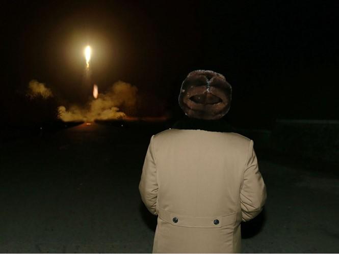朝鲜弹道导弹试射失败   - ảnh 1