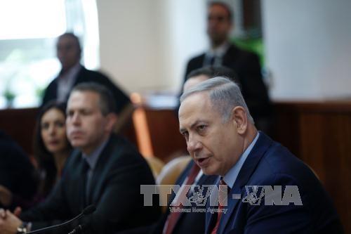 以色列拒绝法国和平倡议  - ảnh 1
