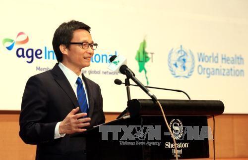 """""""人口老龄化对经济的影响""""研讨会在河内举行 - ảnh 1"""