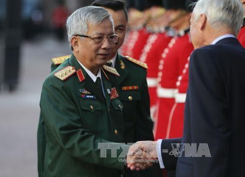 越南国防部代表团出席联合国维和部长级会议  - ảnh 1