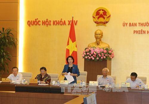 越南国会常委会讨论《技术转移法修正案(草案)》 - ảnh 1