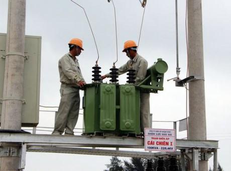 广宁省在农村岛屿电气化中领先全国 - ảnh 1
