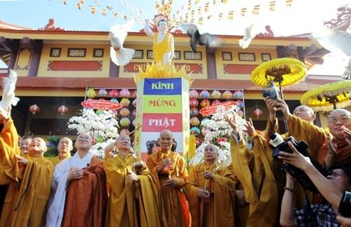 越南在保障人民宗教信仰自由权中迈出的新步伐 - ảnh 1