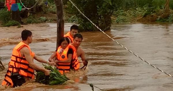 越南农业生产适应气候变化 - ảnh 2