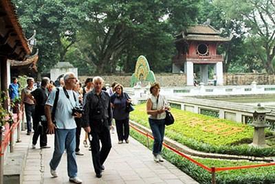 2017年河内计划接待2300多万人次游客   - ảnh 1