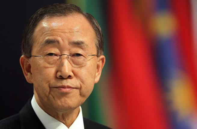 前联合国秘书长潘基文宣布不竞选韩国总统   - ảnh 1