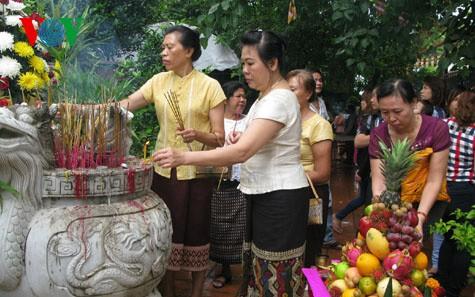 旅居老挝川圹省越南人是巩固越老特殊团结情谊的桥梁  - ảnh 1