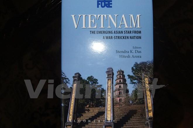 《越南:从战争废墟中崛起的亚洲之星》新书在印度亮相 - ảnh 1