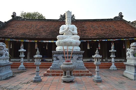 寺院与村庄文化 - ảnh 2