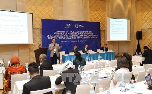 APEC 2017:第一次高官会及相关会议继续举行   - ảnh 1