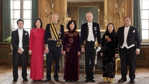 越南和瑞典加强多领域合作 - ảnh 1