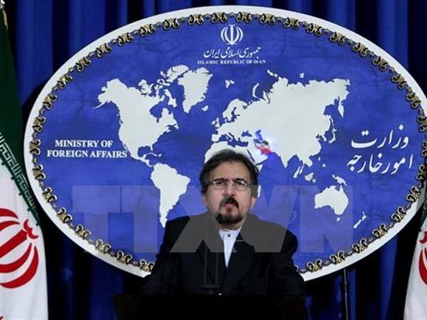 伊朗谴责欧盟延长对其制裁 - ảnh 1