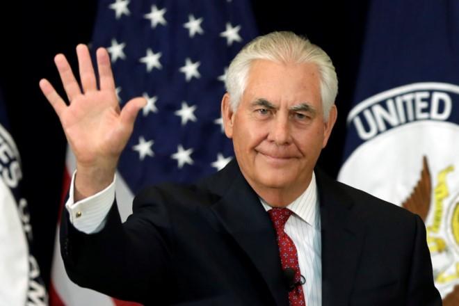 """美国警告在朝鲜问题上制裁""""第三国""""  - ảnh 1"""