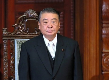 日本国会众议院议长大岛理森开始对越南进行正式访问   - ảnh 1