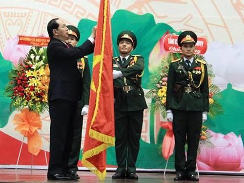 陈大光表示:越南机要部门要努力主动掌握密码科技   - ảnh 1