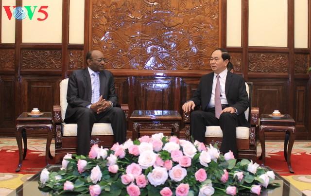 越南和苏丹在多个领域的合作潜力巨大   - ảnh 1