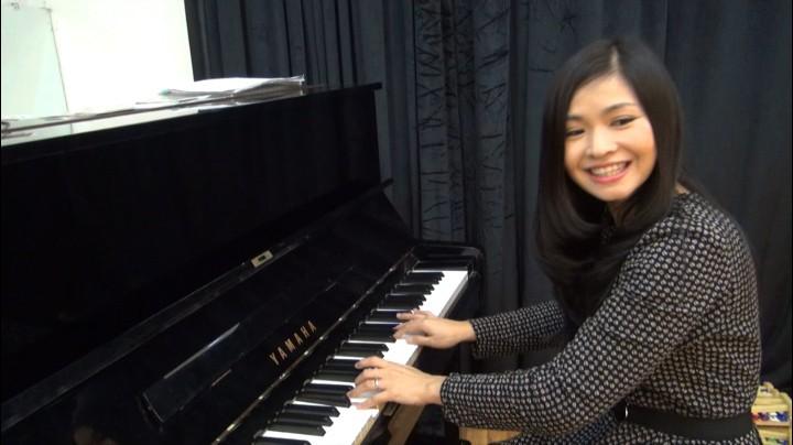 邓珠英与越南合唱艺术的发展 - ảnh 1