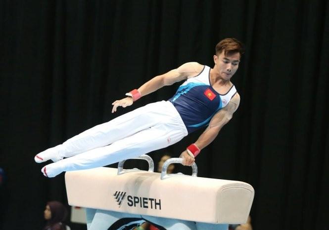 越南运动员在第29届东南亚运动会上夺得7枚金牌  - ảnh 1