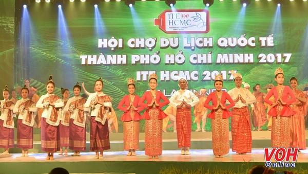 深刻反映越南旅游特色的越南艺术晚会 - ảnh 1