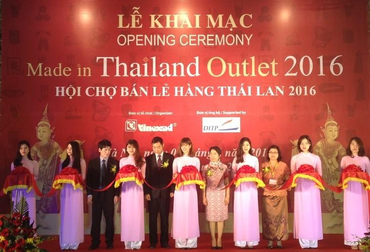 งานแสดงสินค้าไทย MADE IN THAILAND OUTLET 2016 - ảnh 2